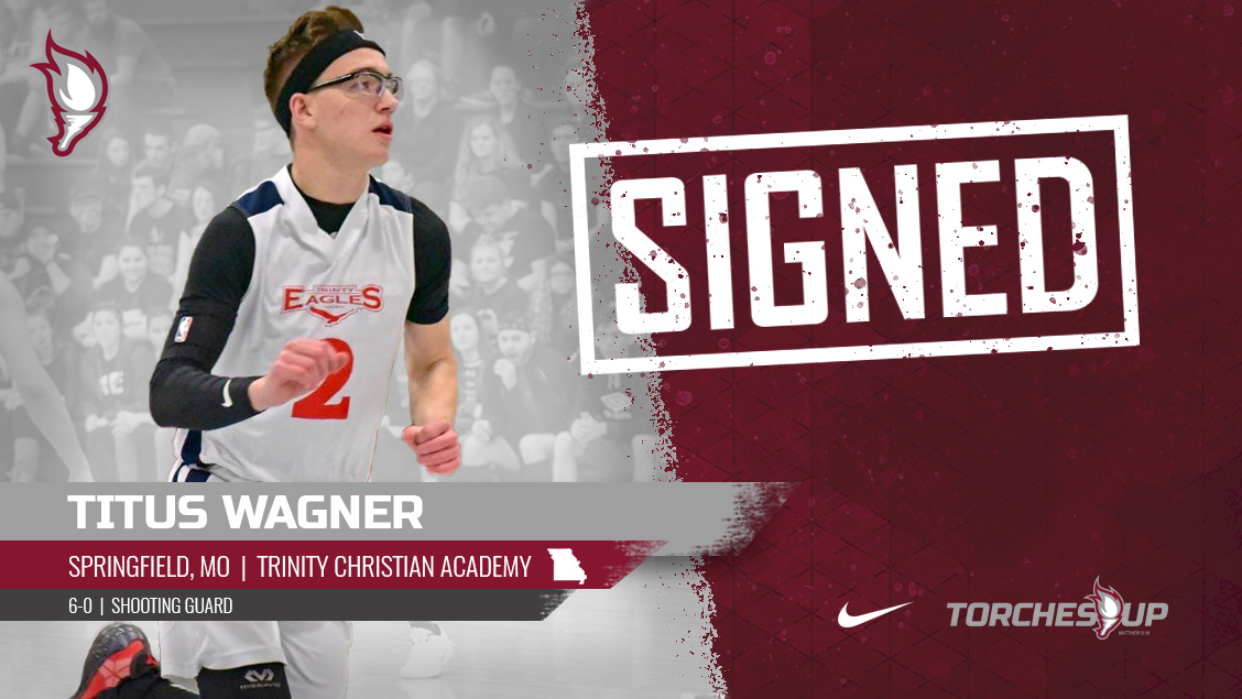 Titus Wagner of Springfield, Mo., was announced on Tuesday as the third signee of the 2019 recruiting class by head coach Jack Defreitas.