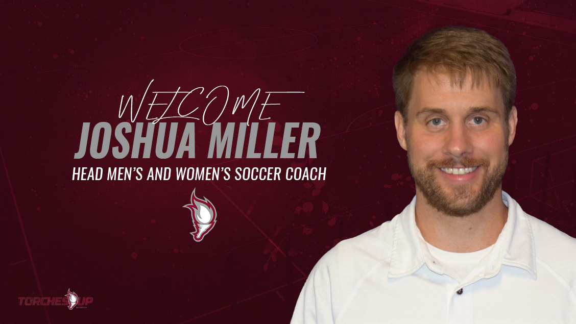 Joshua Miller was announced as the new head men's and women's soccer coach on Wednesday by Director of Athletics Jack Defreitas.